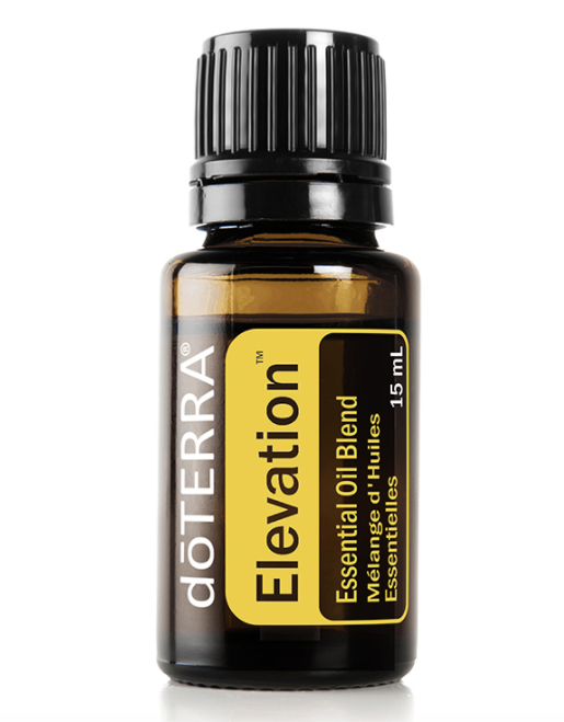 Elevation Essential Oil Blend Mix Combination doTERRA British Columbia Canada