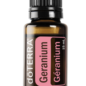Geranium Essential Oil doTERRA British Columbia Canada
