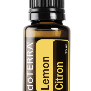 Lemon Essential Oil doTERRA British Columbia Canada