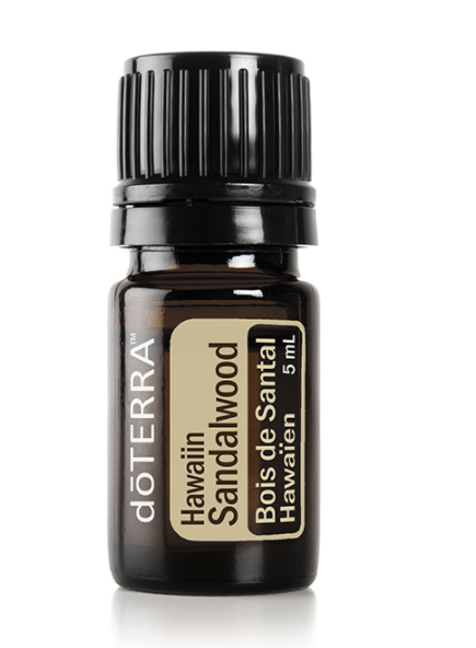 Sandalwood Essential Oil doTERRA British Columbia Canada