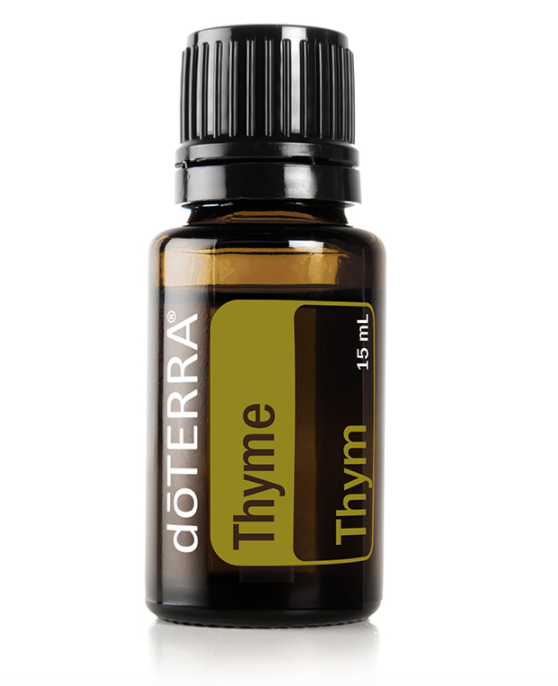 Thyme Essential Oil doTERRA British Columbia Canada