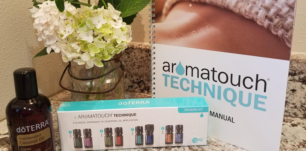 Which Essential Oils for the AromaTouch Technique Application